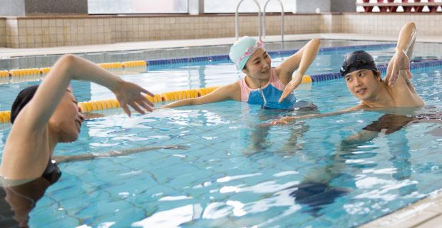 水泳教室初心者コース